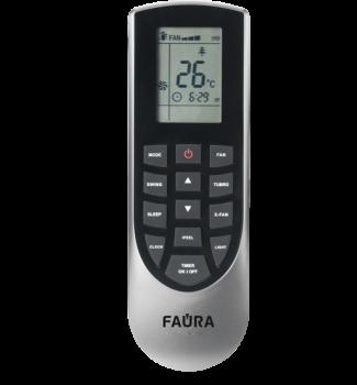 Настенный инверторный кондиционер FAURA N/U-FOI18