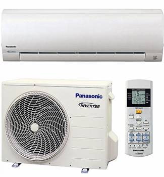 Настенный инверторный кондиционер Panasonic CS-UE9RKD/CU-UE9RKD