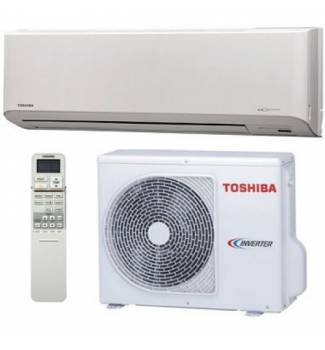 Настенный инверторный кондиционер Toshiba RAS-13N3KV-E