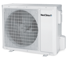 Внешний блок инверторной мульти сплит-системы Neoclima NUM-36Q4