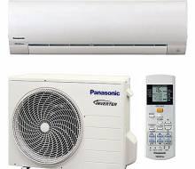 Настенный инверторный кондиционер Panasonic CS-UE7RKD/CU-UE7RKD